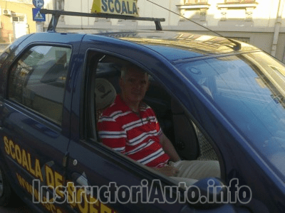 STOIAN VALENTIN - Instructor Auto - Bucuresti