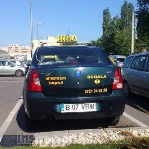 STOIAN ALEXANDRU - Instructor Auto - Bucuresti si Ilfov