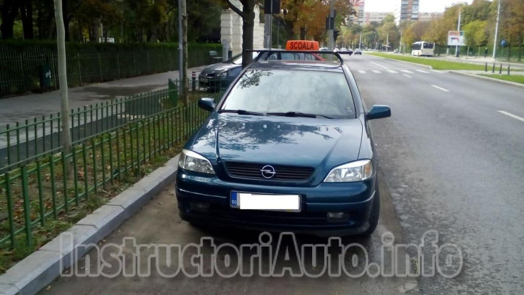 CRACIUN TEODOR - Instructor Auto - Bucuresti