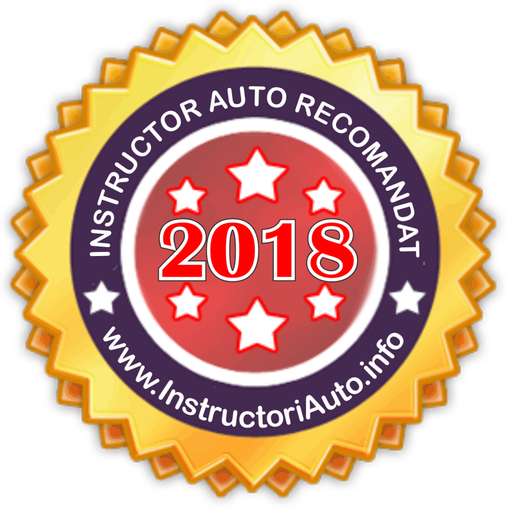 Instructor Auto Recomandat