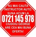 Instructor auto Ciudoiu George
