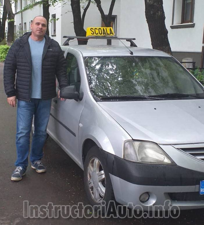 MANDEA CRISTIAN - Instructor Auto - Bucuresti