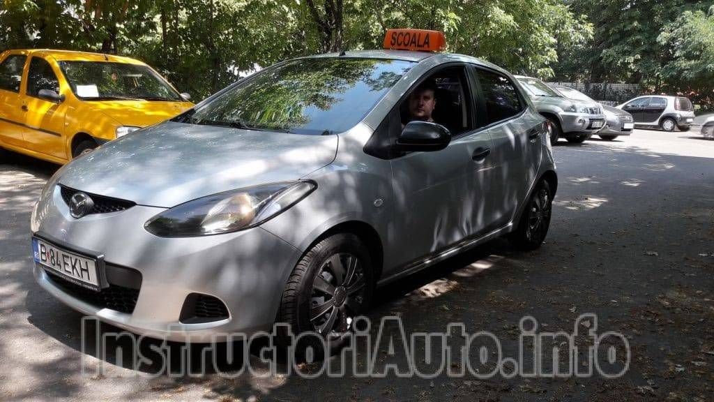 DANILA CORNEL – Instructor Auto – Bucuresti